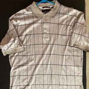 Greg Norman XL collared shirt